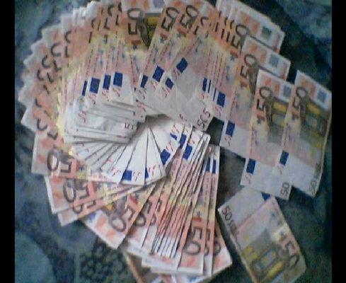 Geld stinkt nicht...