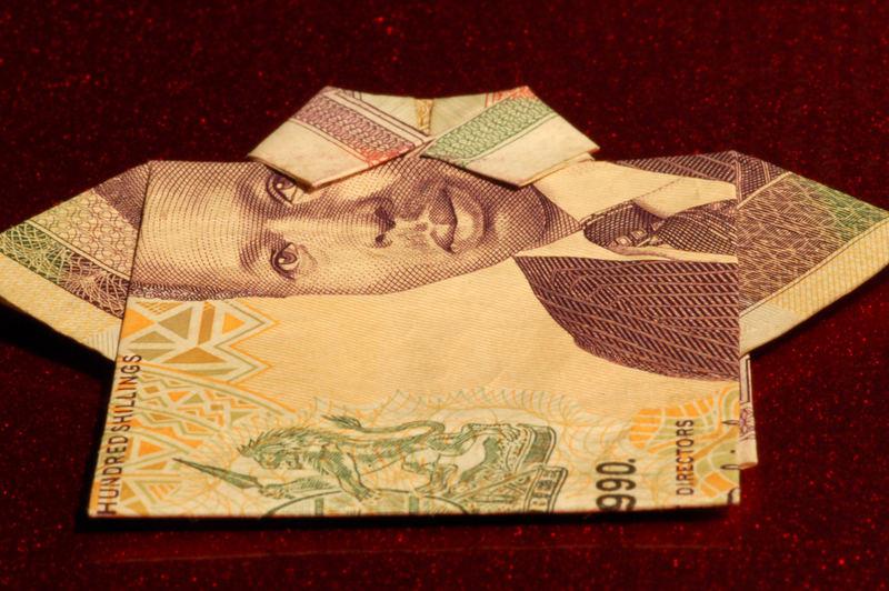 Geld zieht an