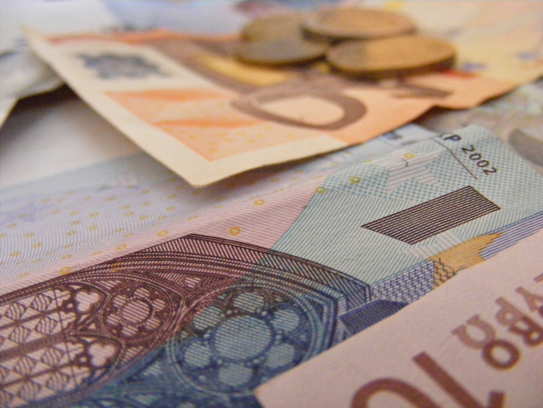 Geld(positive Stimmung)