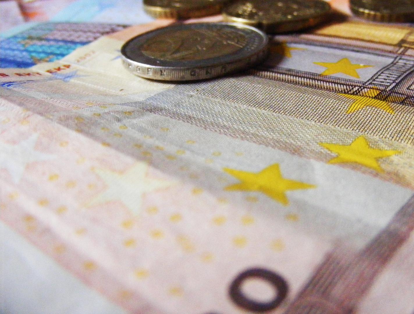 Geld(prächtige Stimmung)