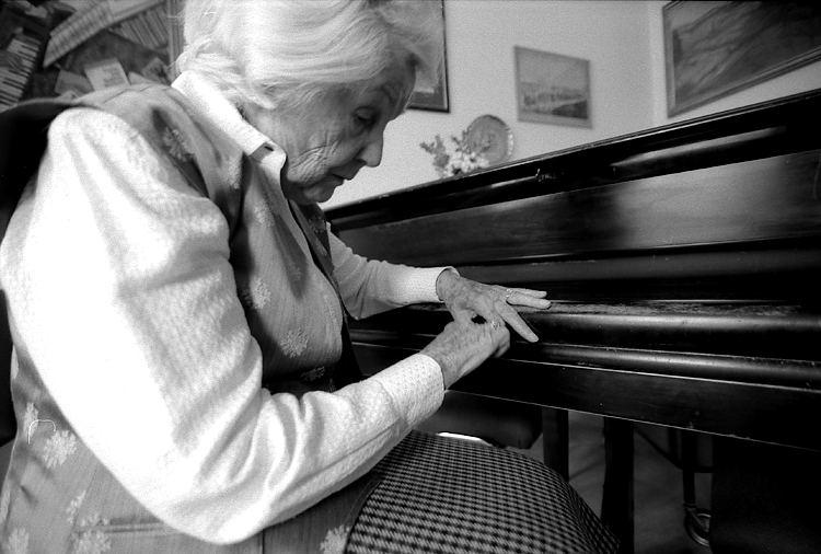 Geliebter Klavierspieler