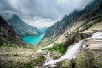 ~ Gelmersee: Wasserfall ~