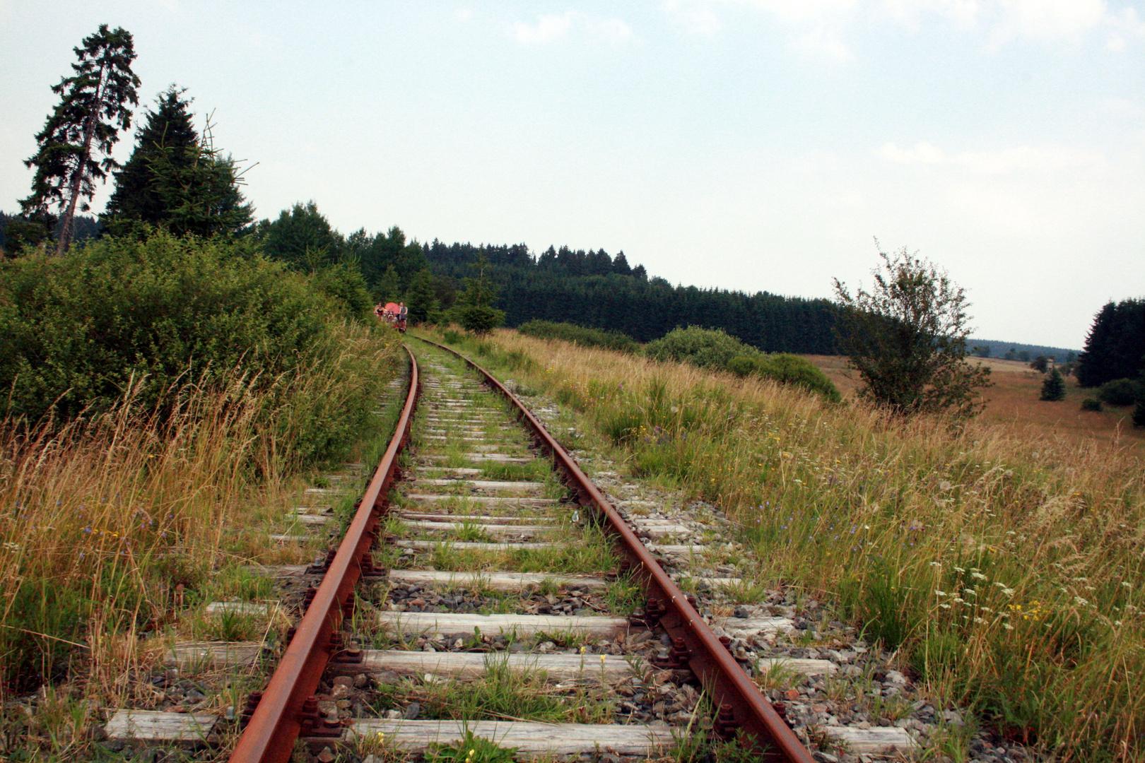 GELÖST - Draisinenfahrt auf der Vennbahn von Kalterherberg nach Sourbrodt