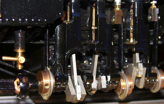 ? gelöst LGB Echtdampflock