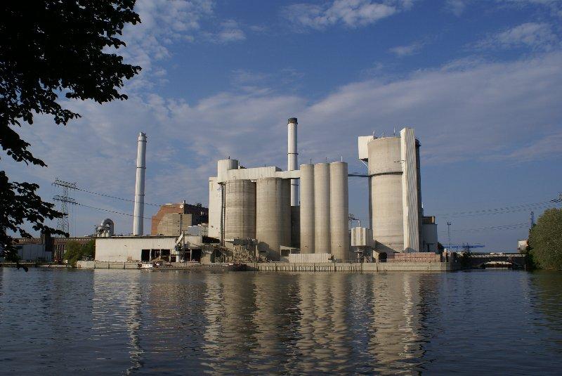 gelöst: Zementwerk in Berlin