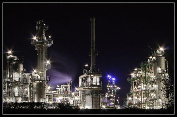 Gelsenkirchen @ Night