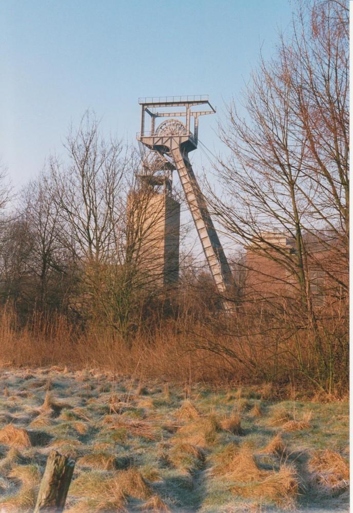 Gelsenkirchen-Resse, Schacht Hugo Ost