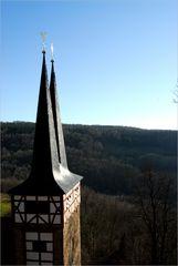 Gemeindekirche Bornhagen