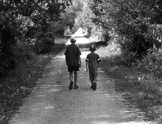 Gemeinsam den Weg gehen