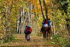 Gemeinsam die Natur im Herbst genießen
