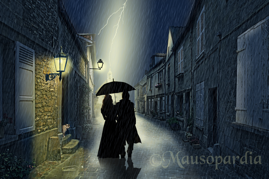Gemeinsam durch jede Wetterlage :)