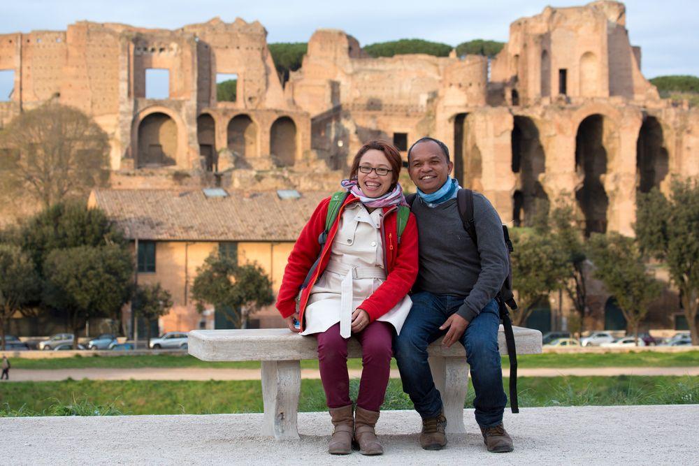Gemeinsam in Rom