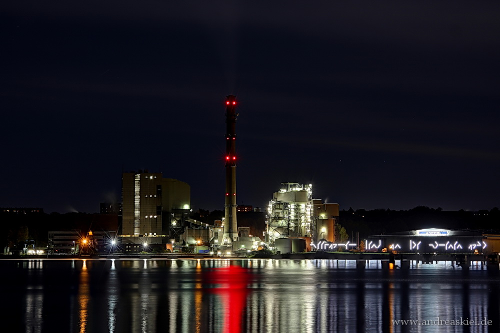 ... Gemeinschaftskraftwerk Kiel ...