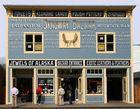 Gemischtwarenladen im Alaska-Western-Stil