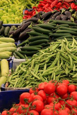 Gemüse, Gemüse.......