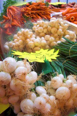 Gemüse Markt Metz