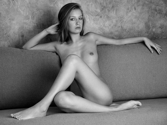 Gemütlich auf dem Sofa