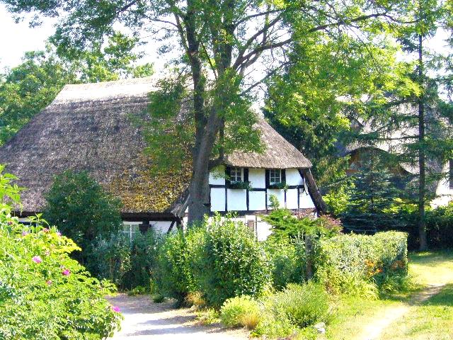Gemütliche Landhäuser auf Rügen