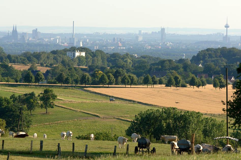 Gemütliches Rheinland