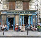 Gemütlichkeit in Paris