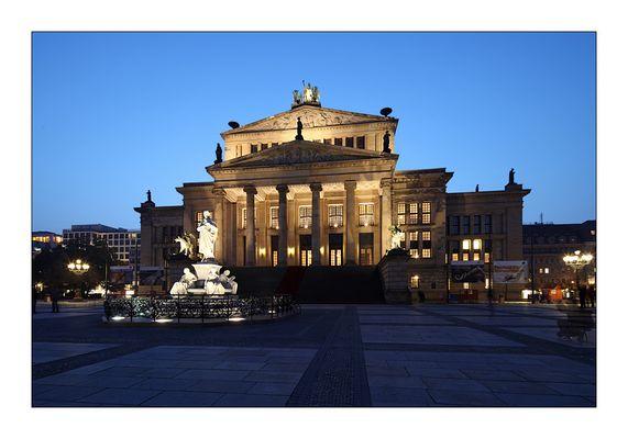 Gendarmenmarkt Berlin