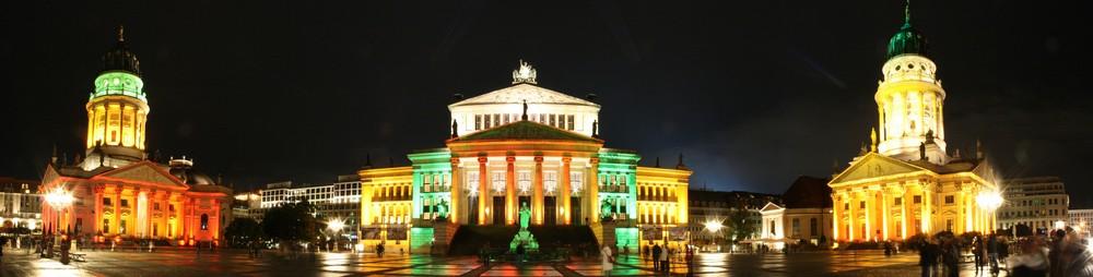 Gendarmenmarkt - Festival of Lights 2009