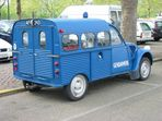 Gendarmerie-Ente
