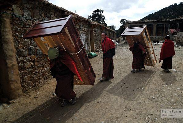 Gender Mainstreaming oder Gleichberechtigung auf Tibetisch...