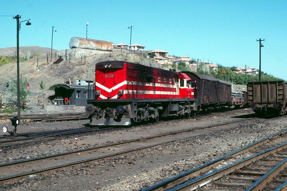 General Electric in Irmak