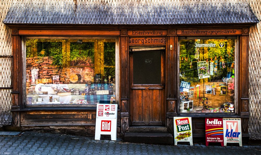 """""""general store"""", ober-ostern, germany"""