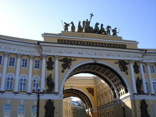 Generalstabsgebäude St. Petersburg