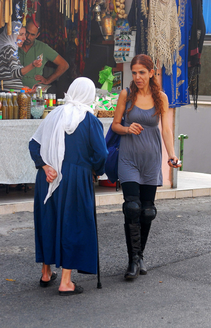 Generationen in Galiläa