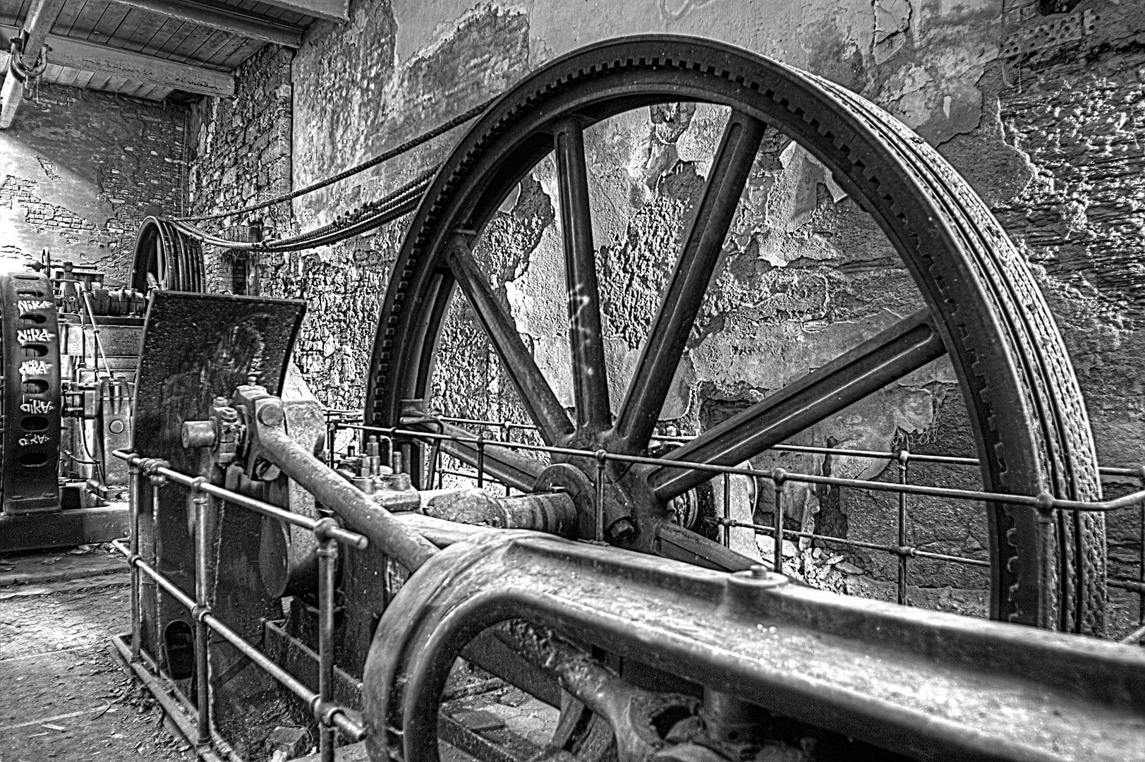 Generator III Spinnerei J