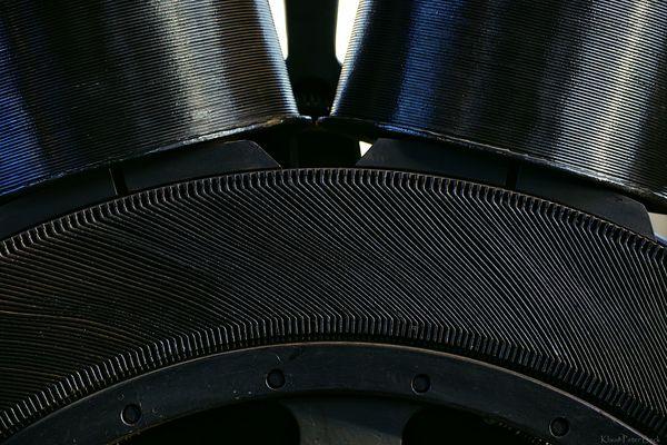 Generator im Detail