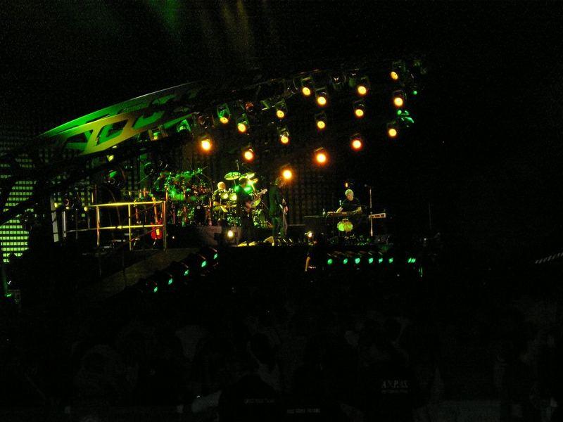 Genesis in concerto a Roma