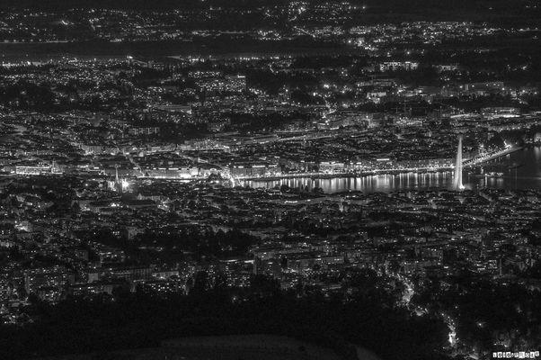 Genève by night II