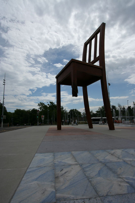 Genf: Place des Nations 3