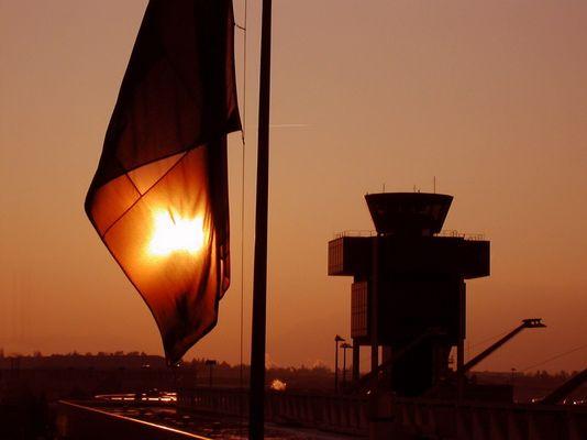 Genfer Flughafen