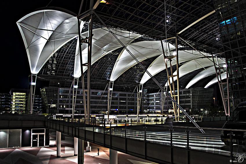 Geniale Dachkonstruktion