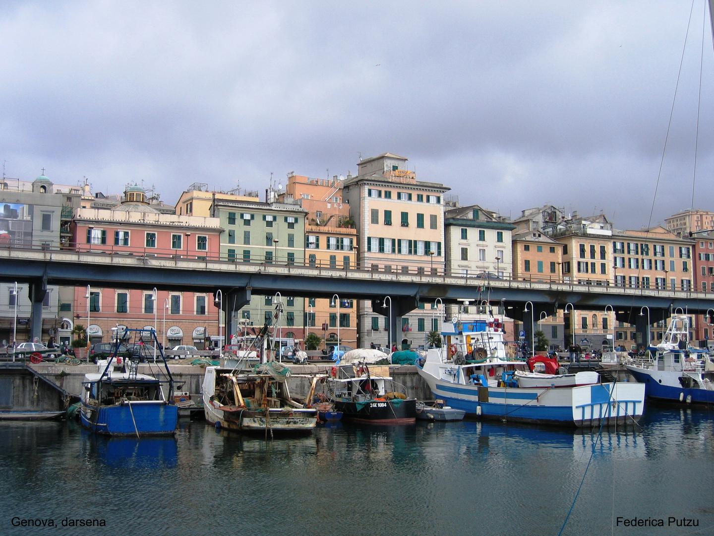 Genova- darsena