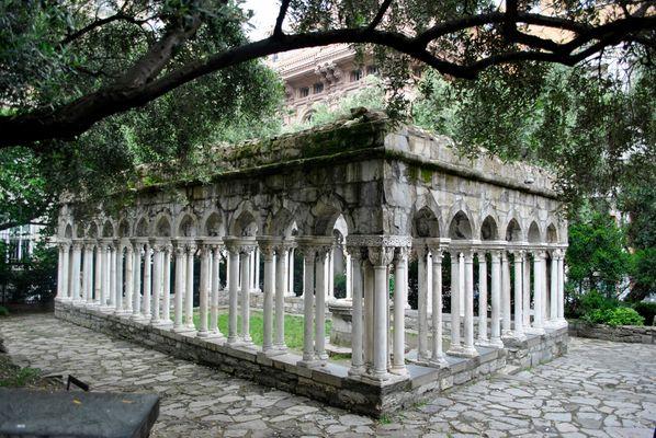 genova - la casa di Cristoforo Colombo