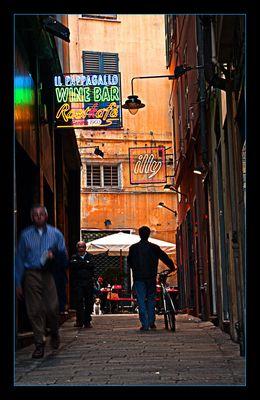 Genova street