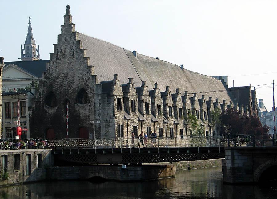Gent Antike Fleischerhalle