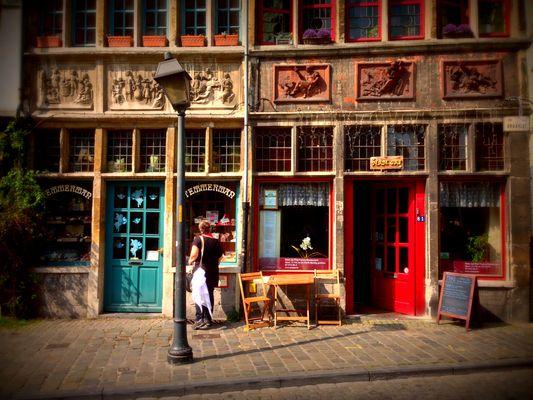 Gent, Fassade