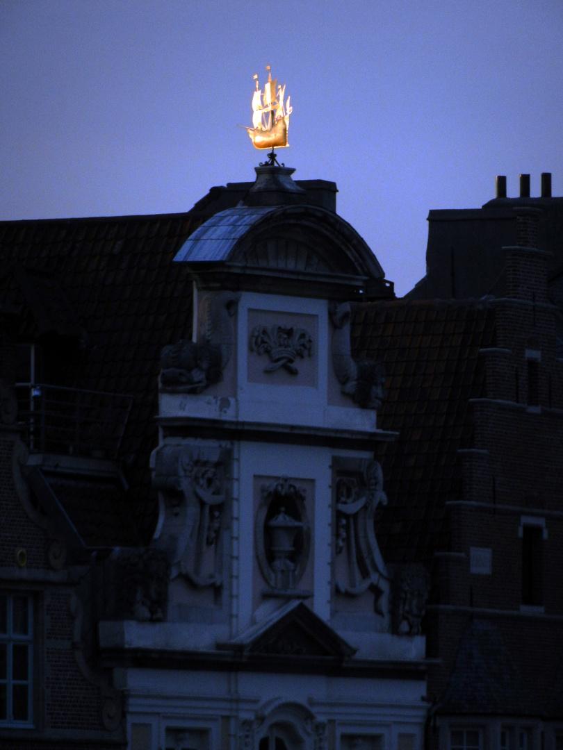 Gent im Abendlicht