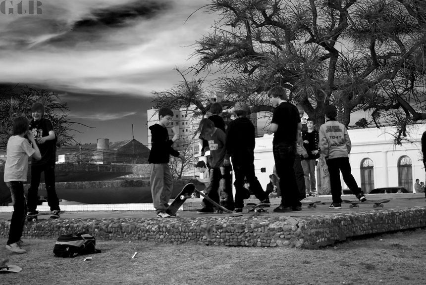 Gente de Plaza