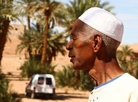 Gente del deserto - Tamegroute Marocco
