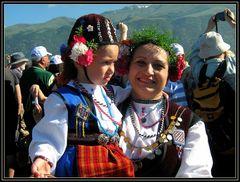 Gente di Bulgaria.......sequenza