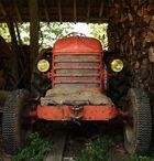 Gentil tracteur