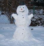 ....Gentleman in weiß oder Hilfe der Winter ist da.....?